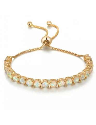opal-gold-plated-bracelet-for-women-in-boho-style-hb011