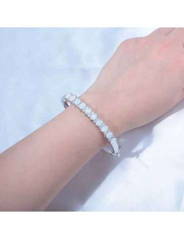 white-opal-and-zircon-silver-bracelet-hb016