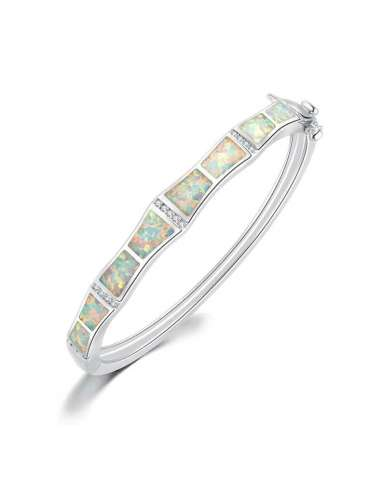 white-opal-and-cubic-zirconia-silver-bracelet-hb029