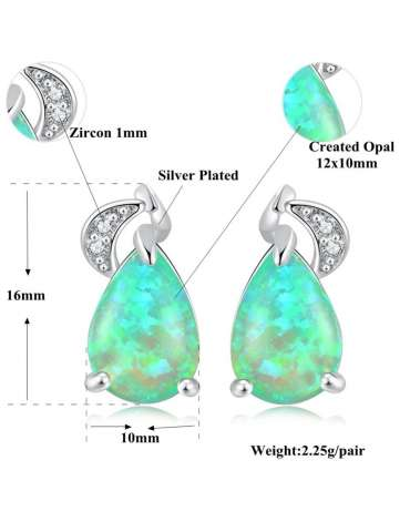 opal-zirconia-green-large-stone-healing-jewelry-gemstone-earrings-white-background-details-hihoney-HE021