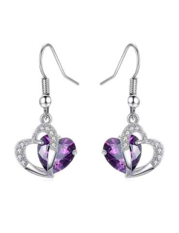 heart-shaped-purple-amethyst-earrings-healing-jewelry-gemstone-white-background-hihoney-he037b