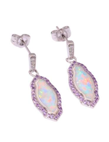 vintage-white-opal-violet-zirconias-earrings-healing-jewelry-side-gemstone-white-background-hihoney-he044
