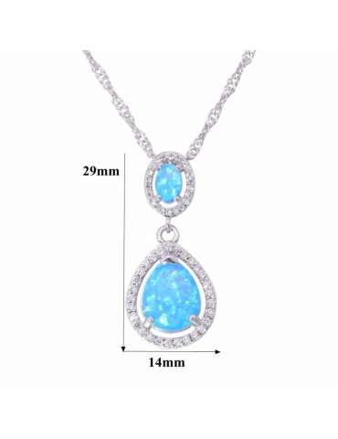 blue-opal-silver-pendant-gemstone-jewelry-birthstone-details-white-background-hihoney-hn030b