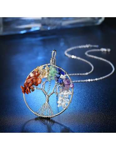 tree-of-life-chakra-silver-pendant-necklace-gemstone-jewelry-birthstone-blue-background-02-hihoney-hn036