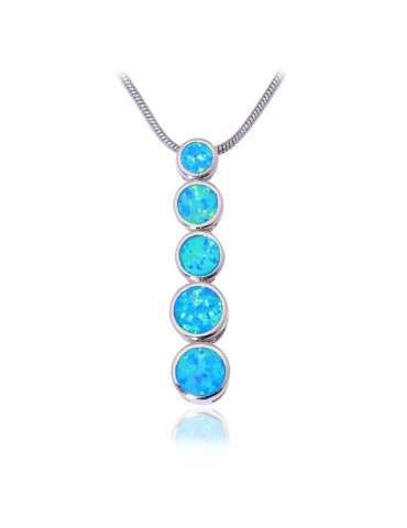blue-opal-silver-necklace-gemstone-jewelry-birthstone-pendant-white-background-hihoney-hn040b