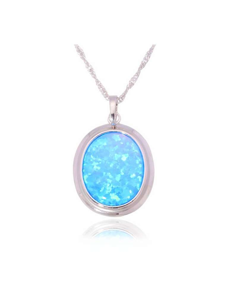 blue-opal-large-silver-necklace-gemstone-jewelry-birthstone-pendant-white-background-hihoney-hn023b
