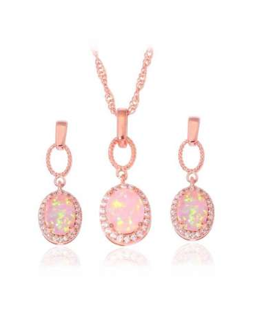 rose-gold-opal-jewelry-set-healing-necklace-pendant-earrings-white-background-hihoney-hs015