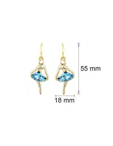 gold-ballerina-jewelry-set-blue-healing-earrings-details-white-background-hihoney-hs017