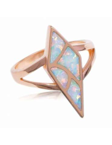 rose-gold-plated-ring-white-opal-gemstone-jewelry-white-background