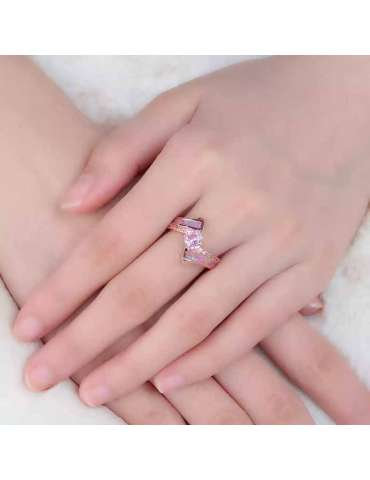 rose-gold-plated-ring-purple-opal-pink-topaz-gemstone-jewelry-woman-crossed-hands-hihoney-hr022