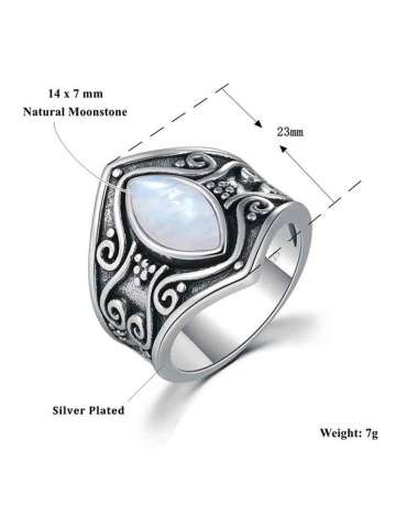 moonstone-vintage-ring-white-chakra-protective-gemstone-jewelry-white-background-details-hihoney-hr028
