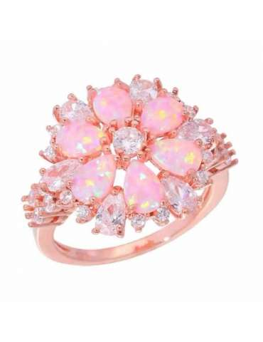rose-gold-pink-opal-white-zirconia-healing-ring-gemstone-jewelry-white-background-hihoney-hr023