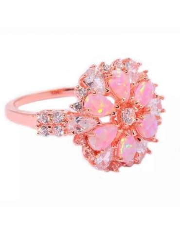 rose-gold-pink-opal-white-zirconia-healing-ring-gemstone-jewelry-white-background-side-hihoney-hr023