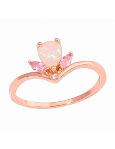 rose-gold-ring-white-opal-sterling-silver-gemstone-jewelry-white-background-hihoney-hr024