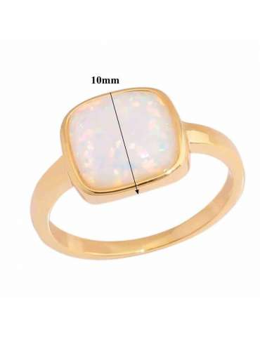 gold-plated-white-opal-silver-healing-ring-gemstone-jewelry-white-background-details-hihoney-hr025