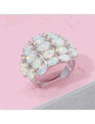enticing-large-opal-ring-white-silver-healing-ring-gemstone-jewelry-pink-background-hihoney-hr054