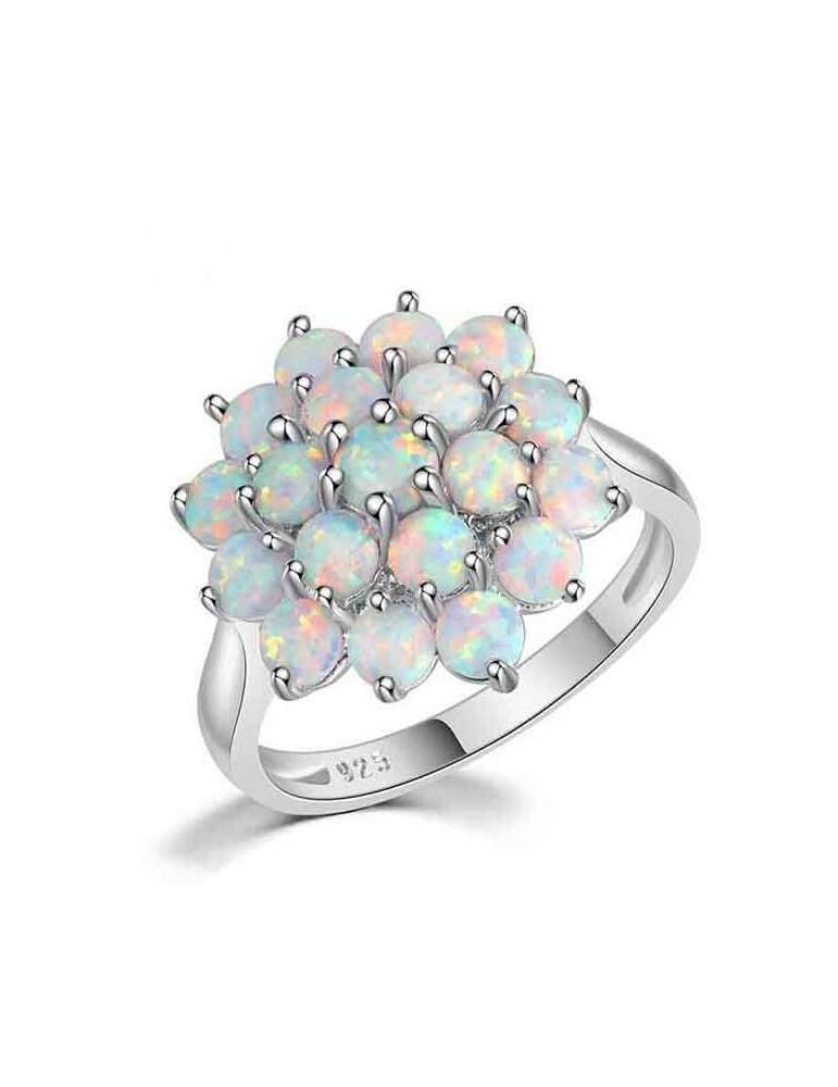 flower-shaped-ring-fire-opal-large-white-silver-healing-ring-gemstone-jewelry-white-background-hihoney-hr055