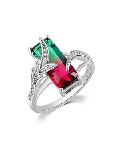 green-red-mystic-topaz-zirconia-chakra-silver-healing-ring-gemstone-jewelry-white-background-hihoney-hr060