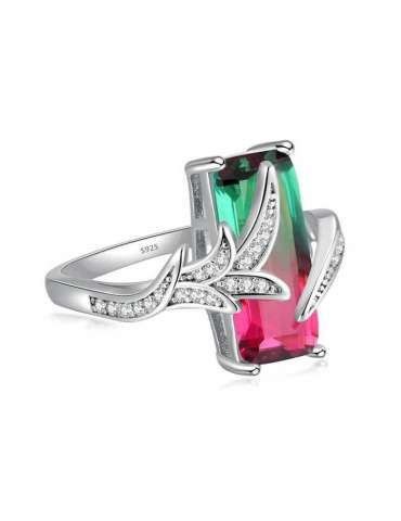 green-red-mystic-topaz-zirconia-chakra-silver-healing-ring-gemstone-jewelry-white-background-side-hihoney-hr060