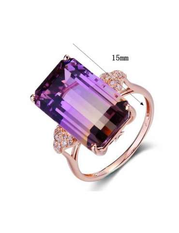 gorgeous-rose-gold-chakra-purple-topaz-silver-healing-ring-gemstone-jewelry-white-background-details-hihoney-hr061