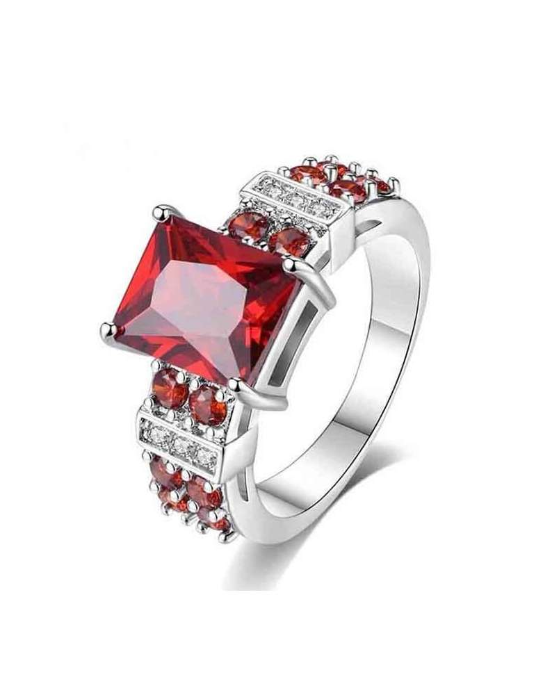 red-garnet-ring-zirconia-silver-healing-ring-gemstone-jewelry-white-background-hihoney-hr073