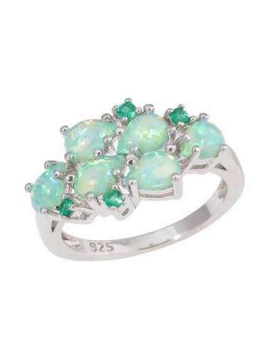 emerald-green-opal-ring-silver-healing-ring-gemstone-jewelry-white-background-hihoney-hr075