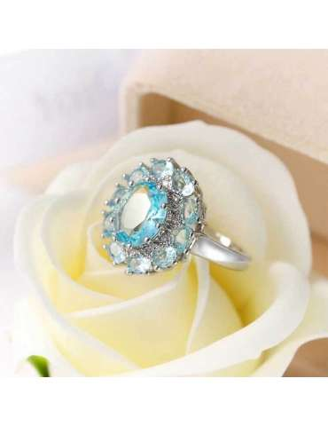 light-blue-aquamarine-white-zirconia-silver-healing-ring-gemstone-jewelry-rose-yellow-flower-hihoney-hr078