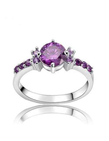 deep-purple-elegant-zirconia-silver-healing-ring-gemstone-jewelry-white-background-hihoney-hr081