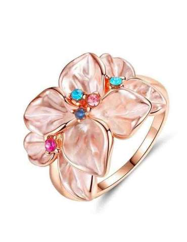 rose-gold-plated-ring-topaz-white-zirconia-silver-healing-ring-gemstone-jewelry-white-background-hihoney-hr085
