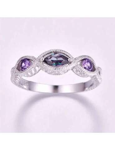 violet-mystic-topaz-silver-healing-ring-gemstone-jewelry-purple-background-hihoney-hr036