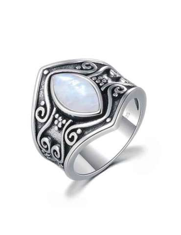 moonstone-vintage-ring-white-chakra-protective-gemstone-jewelry-white-background-hihoney-hr028