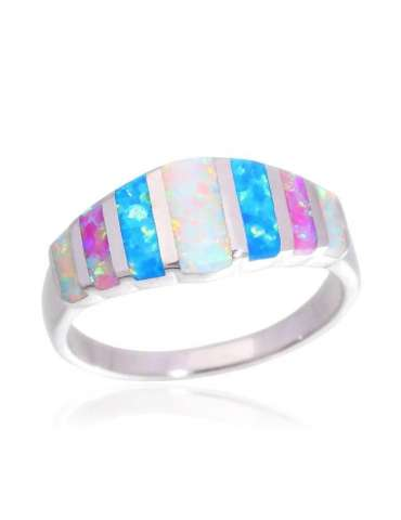 colorful-opal-ring-white-blue-pink-silver-healing-ring-gemstone-jewelry-white-background-hihoney-hr042