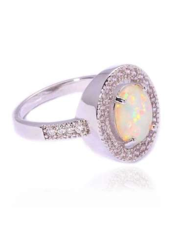 shiny-fire-opal-ring-zirconia-white-sterling-silver-healing-ring-gemstone-jewelry-white-background-side-hihoney-hr053