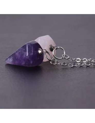 pendulum-purple-amulet-chakra-meditation-jewelry-birthstone-grey-background-hihoney-ha011