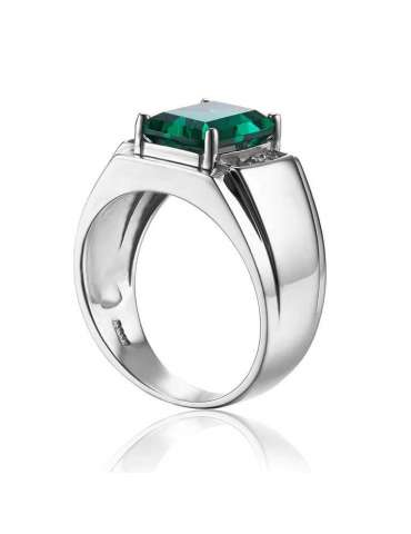 big-deep-green-silver-ring-healing-gemstone-jewelry-white-background-01-hihoney-hr096