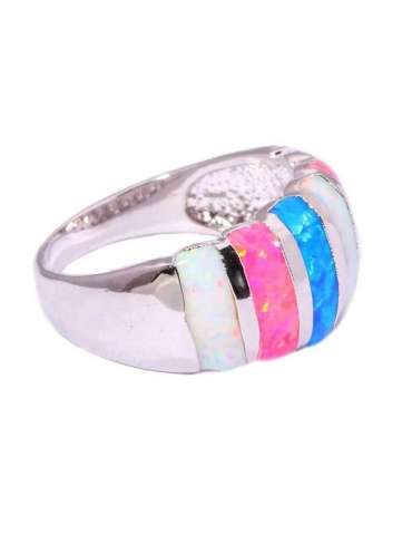 big-fire-opal-ring-white-blue-pink-silver-healing-ring-gemstone-jewelry-white-background-side-hihoney-hr097